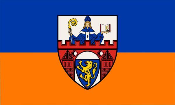 Flagge der Stadt Siegen