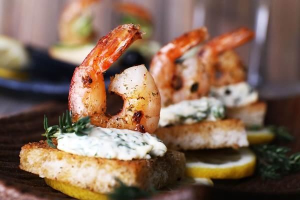 Fingerfood – die kleinen Partykracher
