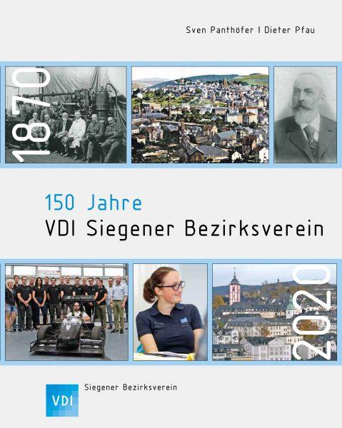 150 Jahre VDI Siegener Bezirksverein