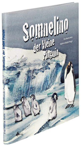 Somnelino der kleine Pinguin