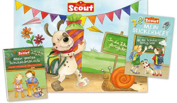 Scout – Meine super Schulstartbox
