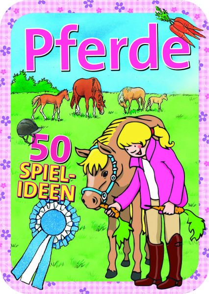 50 Spielideen – Pferde