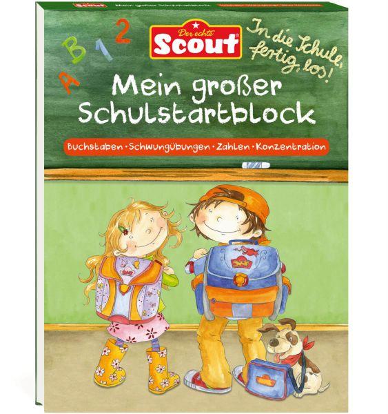 Scout – Mein großer Schulstartblock