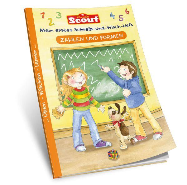 Scout – Mein erstes Schreib- und Wisch-Heft