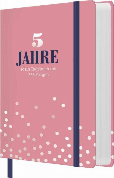 5 Jahre – Mein Tagebuch mit 365 Fragen